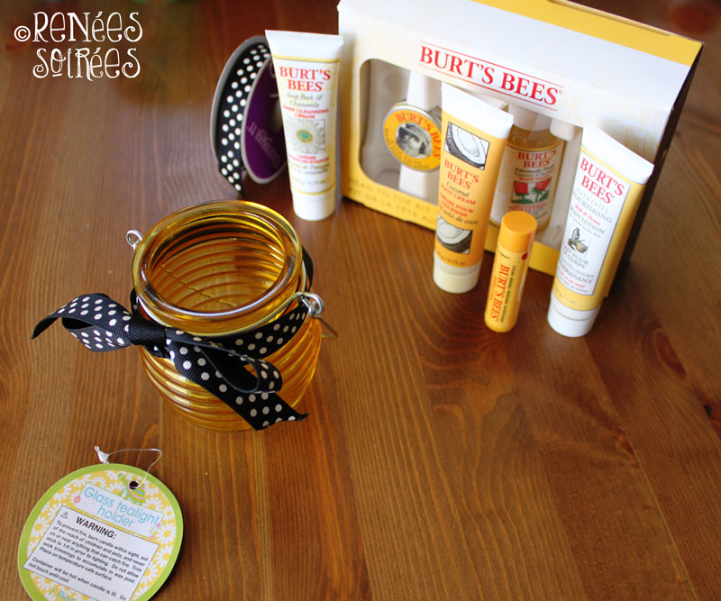 supplies to make a bee themed gift