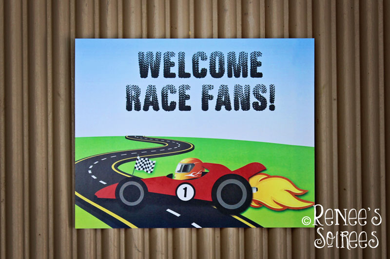 welcome-race-fans-door-sign