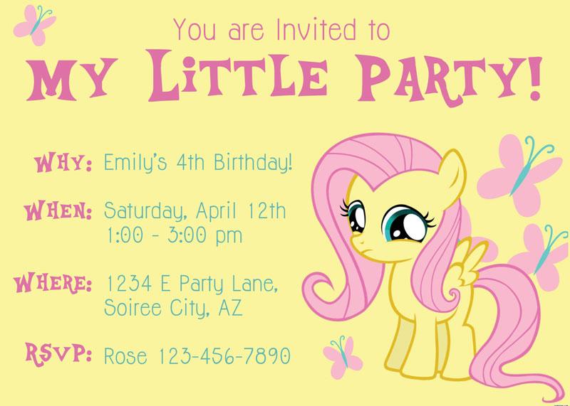 My-Litlle-Pony-Fluttershy-Invite